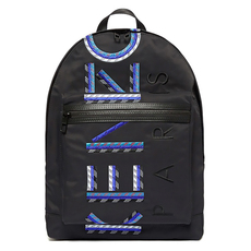 Kenzo Large Kenzo Logo Backpack Black