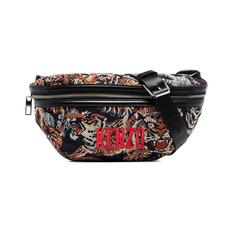 "Kenzo Jungle ""Flying Tiger"" Belt Bag Multicolor"
