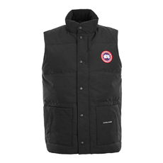 Canada Goose Freestyle Crew Down Vest Black