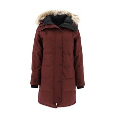 Canada Goose Shelburne Down Jacket Elderberry
