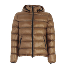 Herno Padded Down Jacket Gold