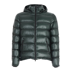 Herno Padded Down Jacket Green