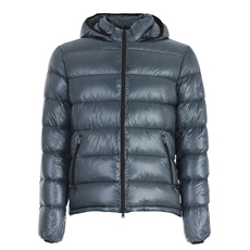 Herno Padded Down Jacket Blue
