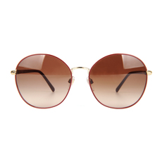Burberry Women's Sunglasses Red