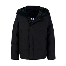 Canada Goose Macmillan Down Jacket Black