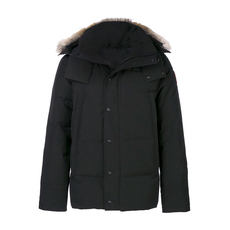 Canada Goose Wyndham Down Jacket Black