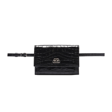 Balenciaga Sharp Xs Belt Bag Black