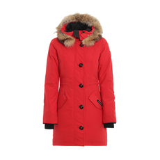 Canada Goose Rossclair Down Coat Red