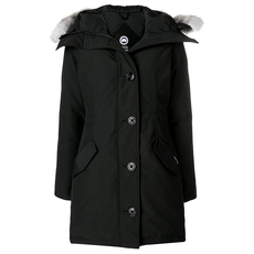 Canada Goose Rossclair Down Coat Black
