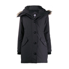 Canada Goose Rossclair Down Coat Graphite