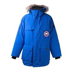 Canada Goose Pbi Expedition Down Jacket Pbi Blue