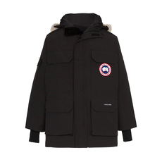 Canada Goose Expedition Down Jacket Black