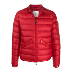 "Moncler ""Agay"" Down Jacket Red"