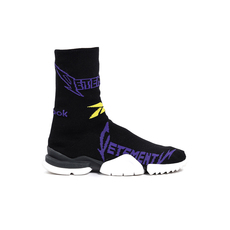 Vetements Metal Sock Women's Sneakers Black