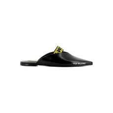 Off White C/O Virgil Abloh Women's Slip-ons Black