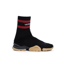 Vetements Classic Sock Men's Sneakers Black/Red