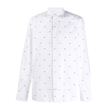 Kenzo Multi Eye Shirt White
