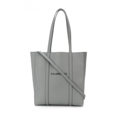 Balenciaga Everyday Xs Tote Bag Grey