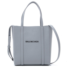 Balenciaga Everyday Xxs Tote Bag Grey