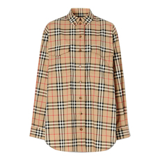 Burberry Vintage Check Shirt Archive Beige
