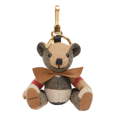 Burberry Thomas Bear Bag Charm Archive Beige