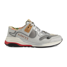Gucci Ultrapace Men's Sneakers Silver