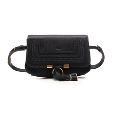 Chloe Marcie Belt Bag Black