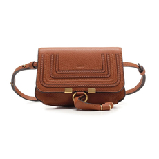 Chloe Marcie Belt Bag Tan