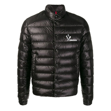 "Moncler ""Alton"" Down Jacket Black"