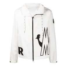 "Moncler ""Mythos"" Jacket White"