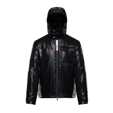 "Moncler ""Argens"" Down Jacket Black"