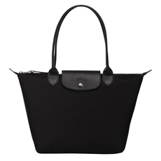 Longchamp Small Le Pliage Néo Tote Bag Black