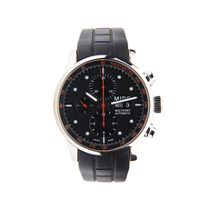 Mido Chronograph Mechanical Automatic Watch in Black