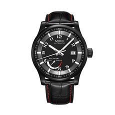 Mido Power reserve Mechanical Automatic Watch in Black
