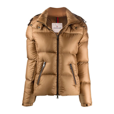 "Moncler ""Fourmi"" Down Jacket Brown"
