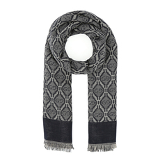 Gucci Diamond GG Scarf Dark Blue
