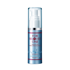 For Beloved One Hyaluronic Acid Tri-Molecules Ghk-Cu Moisturizing Serum (30Ml)