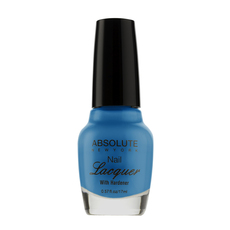 Absolute New York Nail Laquer Blue Email
