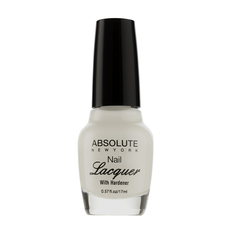 Absolute New York Nail Laquer Snow White