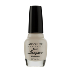 Absolute New York Nail Laquer Ivory #2