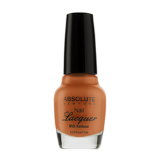 Absolute New York Nail Laquer Orange Neon