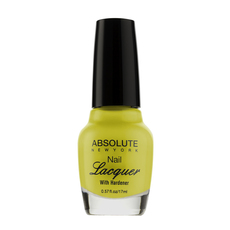Absolute New York Nail Laquer Tarte Au Citron