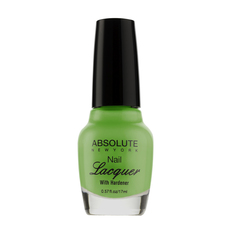 Absolute New York Nail Laquer Green Neon