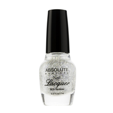 Absolute New York Nail Laquer Glitter #1