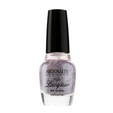 Absolute New York Nail Laquer Glitter #4