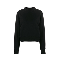 Maison Margiela Stitched Detail Sweatshirt Black