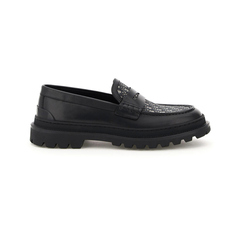 Dior Homme Explorer Men's Loafers Black