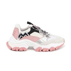 "Moncler ""Leave No Trace"" Women's Sneakers White/Pink"
