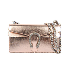 Gucci Dionysus Gg Crossbody Bag Rose Gold