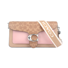Coach Tabby 26 Shoulder Bag Brown/Pink